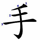 kanji-te