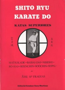 Shito Ryu Karate do katas superiores