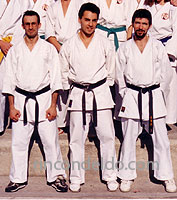 1988.I-Jorn.Karate-do-MADRID