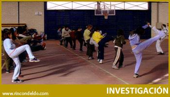 El Karate como Sistema de Educación Física
