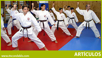 En defensa del Karate