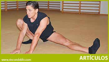 Algunas cuestiones relacionadas con «los estiramientos» en Karate