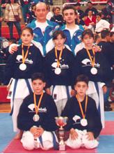 El karate infantil2