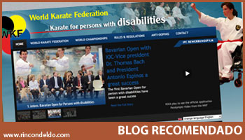 Blog W.K.F. dep.discapacidad