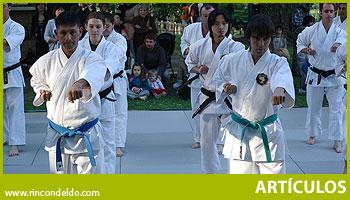 Marketing y Karate II – Clientes