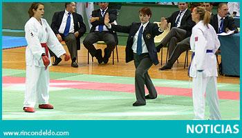 Campeonato del Mundo de Karate 2013 cadete junior se celebrará en España