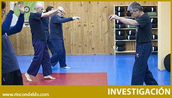 Reflexiones sobre el método de artes marciales IV