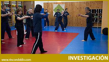 Reflexiones sobre el método de artes marciales VI