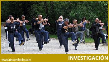 Reflexiones sobre el método de artes marciales VII