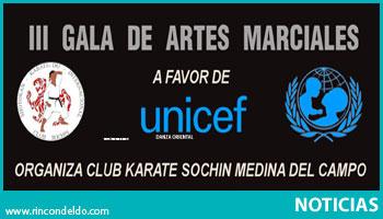 III Gala de Artes Marciales