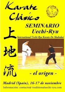 seminario Uechi-ryu