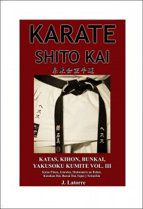 karate Shito kai vol.III