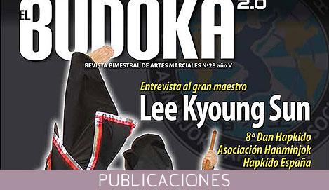 Revista El Budoka 2.0-Nº 28 (Jul-Agos 15)