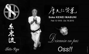 Soke Kenei Mabuni