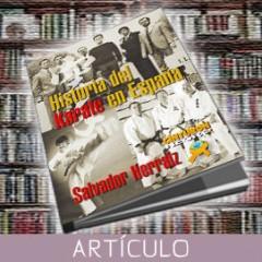 Historia del Karate en España