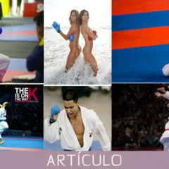 Karate Olimpico…o cuando el consumismo le gano a la historia.
