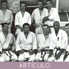 Iiwake . . . Si quieres entender el Karate sólo necesitas ser auténtico