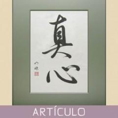El Significado de Magokoro en el Karate