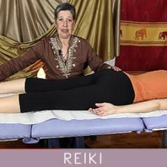 Reiki -Tratamiento para pinzamiento del nervio ciático