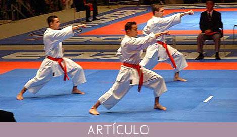 Una Perspectiva gentil del Karate