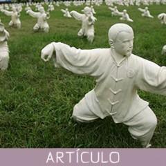 Las artes marciales chinas y sus raíces divinas