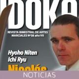 Revista El Budoka 2.0, nº 38 (Marzo y Abril)