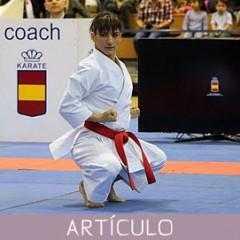 Aspectos de Programación de Entrenamiento en Mujeres para la Formación Competitiva de Karate.