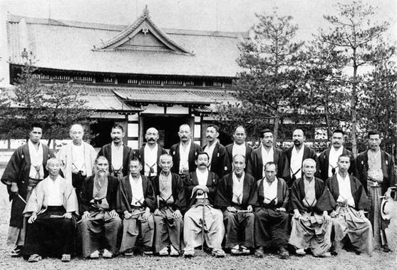 Reunion Butokukai con Kano