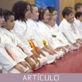 ¿Por qué las artes marciales son beneficiosas para los niños con problemas de concentración?