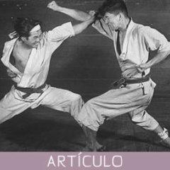 ¿Es importante la comprensión de la historia del Karate? ¿O es una distracción irrelevante desde la persecución de la eficiencia combativa?