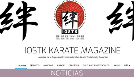 IOSTK KARATE MAGAZINE