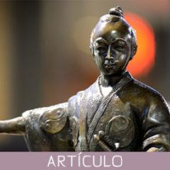 """La importancia de la """"mirada"""" en las artes marciales"""