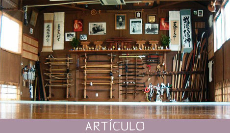 El Origen de las Artes Marciales Tradicionales en Japón. (8)