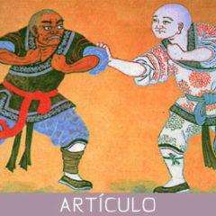 El libro sagrado del Kárate: Bubishi ( Mito – Leyenda o Realidad)