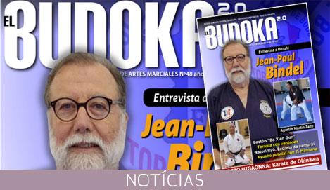 Revista El Budoka 2.0, Nº 48 (Noviembre y Diciembre 18)