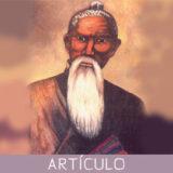 Apuntes de historia : Una figura de leyenda,Kanga Sakugawa (1782-1865)