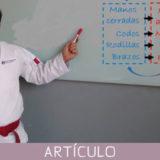 Aprendizaje en el karate. ¿Que es realmente lo más fácil y lo más difícil?