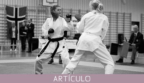 Sobre la estrecha relación entre la técnica y el espíritu en el Karate Budo.