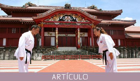 DOJO-KUN. Las 5 máximas del Karate-Do Shotokan
