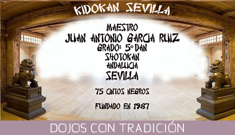 Dojo Kidokan Sevilla