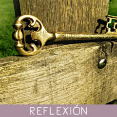 La llave de la felicidad