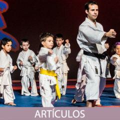 El trabajo de la consciencia en el Karate