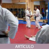 ¿Qué es el Dō 道 en el Budo 武道 y en el Karate do 空手道?