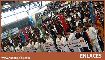 Federaciones de Karate