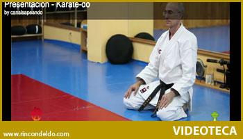 Presentación Karate-do