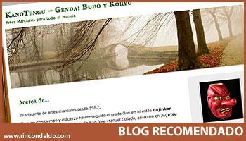 Blog Kano Tengu