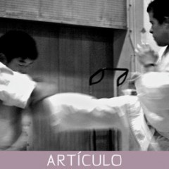 Iniciación al combate de karate, ¿por dónde empezamos?