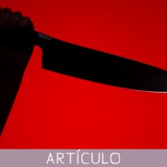 Arma Blanca: 5 consejos para enfrentarse a un agresor armado
