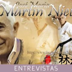 Entrevista José María Martín Nieto