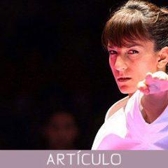Visualización creativa en el Karate